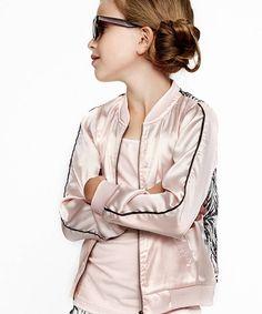 Creamie Isla Jacket Pearl Blush