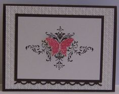 Bliss Butterflies by woodknot - Cards and Paper Crafts at Splitcoaststampers