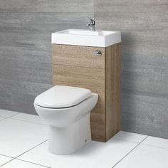 Toilet and Basin Combination Units | BigBathroomShop