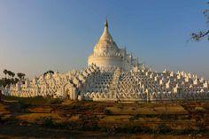 Sandamuni Pagoda, Mingun.