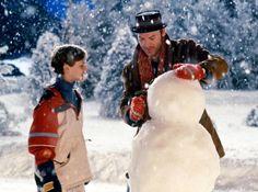 Christmas Movies, Christmas Fun, Jack Frost Movie, Shannon Elizabeth, Tom Thomson, Canadian Painters, Christmas Program, Joan Baez, Michael Keaton