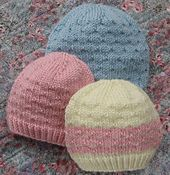 Ravelry: Sweet and Simple Hat cute free pattern