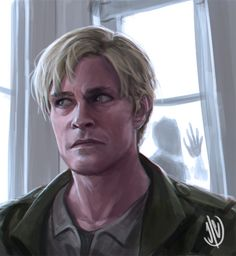 James Sunderland from Silent Hill 2 with Guy Cihi's likeness (his voice actor) Silent Hill Video Game, Silent Hill Series, Silent Hill Art, Funny Horror, Creepy Horror, Slient Hill, Silent Hill Revelation, Silent Horror Comics, Layers Of Fear