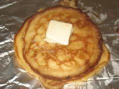 Traditional Swedish Pancakes.