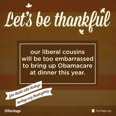 Agreed? Click this link for more fun, politically incorrect #Thanksgiving cards you can send to friends & family! #conservative