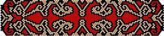 Схема браслета | biser.info - всё о бисере и бисерном творчестве