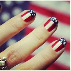 Fun summer nails