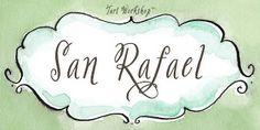 San Rafael font by Tart Workshop