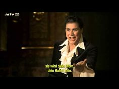 """Cecilia Bartoli interpreta: Come nave in mezzo allonde, del álbum: """"Sacr..."""