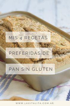 Gluten Free Diet, Gluten Free Cookies, Gluten Free Recipes, Bread Recipes, Vegetarian Recipes, Healthy Recipes, Endo Diet, Pan Dulce, Pan Bread