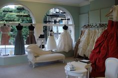 Bridal Boutique in Yorkshire, suppliers of designers wedding dresses and gowns in Harrogate and North Yorkshire