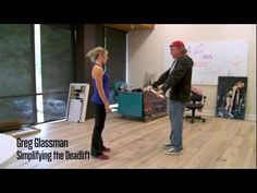 """CrossFit - """"Simplifying the Deadlift"""" with Coach Glassman"""