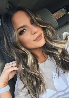 55 Stunning Fall Hair Color Ideas 2018