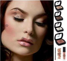 Arbonne Makeup, Eyes, Lips & Face www.tinasalisbury.arbonne.com