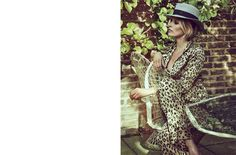 Cover Story | Kate Moss debuts her new fashion line and talks style, supportive friends and her strict side | Magazine | NET-A-PORTER.COM