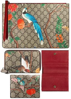 Gucci Spring Summer 2016 GG Supreme Canvas Mens Bags And Accessories