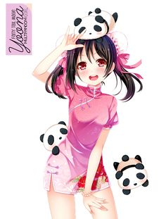 Love Live: Nico Yazawa Render by YoonaFandom on DeviantArt