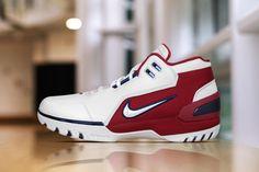 Nike Air Zoom Generation: LeBron's First Sneaker Returns for 2017 - EU Kicks Sneaker Magazine