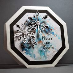 Eileen's Crafty Zone: Brusho Paint Tutorials for You -Tube