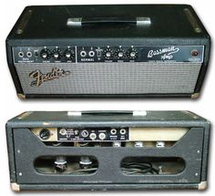 Best sounding guitar and bass amp ever!