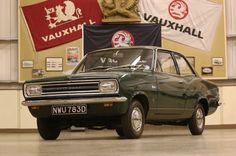 1970: Vauxhall Viva HB SL this is the same as mine I had the 1600 ohc it was green but I painted it blue.