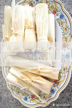 """Try my recipe for making tamales in the new post, """"The Tradition Of Making Tamales"""", an annual tradition with friends & family. Relaxation Scripts, Guided Relaxation, Summer Recipes, My Recipes, Healthy Recipes, How To Make Tamales, Best Party Food, Meditation For Beginners, Body Hacks"""