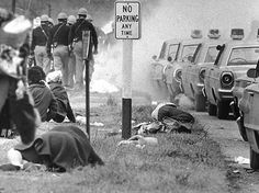 Unconscious body of civil rights marcher after mounted police officers attacked marchers in Selma, Alabama as they were beginning a 50 mile march to Montgomery to protest race discrimination in voter registration. Black History Facts, Us History, Forgetting The Past, African American History, Civil Rights, March 7, Black People, Selma Alabama, Historia
