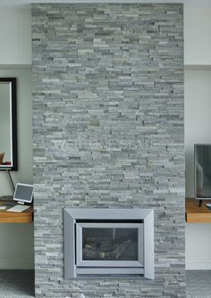 Ledgestone Veneer In London, UK. Stacked StonesStone ...
