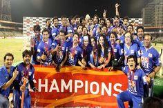 Celebrity Cricket League (CCL) Winners list of all seasons