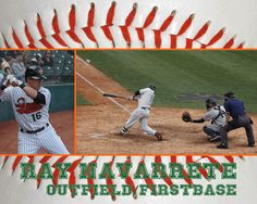 Ray Navarrete - Outfielder for the Long Island Ducks (retired)