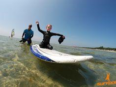 Obozy windsurfingowe