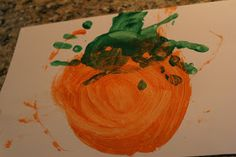 Preschool at Home: P is for Pumpkin