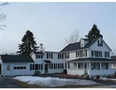 FALL IN LOVE WITH THIS ANTIQUE COLONIAL! Convenient location to Worcester and I 90 MassPike, 290 and 395, this spacious home features eat in updated kit., 1st flr, laundry , formal Din. Rm, Double liv. rm, 1st flr bedrm or office, 2 full baths,  5 bedrms on the second flr, and 2 more rooms in the walk up 3rd flr. BONUS~hidden game rm with fireplace in basemnt.  Oversized 1 car garage, hardwoods throughout, newer roof, and updated boiler complete this package.  Dont wait!