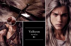 — Eldarya Aesthetic | Character : Valkyon Another...