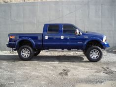 Ford Powerstroke..... Love our powerstroke truck, along with the 4'' skyjacker lift ;)