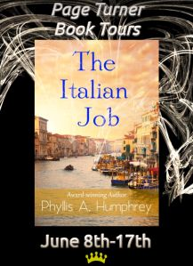 The Italian Job blog Tour & Interview  http://thereaderhaven.wordpress.com