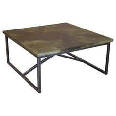 Check out this item at One Kings Lane! Drexel Coffee Table, Gray
