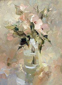 Galina Anisimova, pintor ruso.