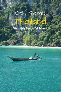 Thailand Travel Feat