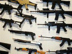 Bill to Regulate Toy Guns Advances in CA Senate - http://theconspiracytheorist.net/2014/02/06/news/bill-to-regulate-toy-guns-advances-in-ca-senate/