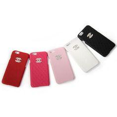 シャネルiphoneケースはシンプルだけど高級感が溢れて、更に高品質のレザーでiphone 6ケースの後ろ側にきらきらタイヤモンドが付き、滑り止めの機能を持つ。全部は5色で熱い売る顔色だね!デザインは簡単、使いやすい