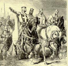 Templieri şi cruciaţi: Ordinul teutonic