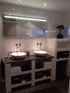 De badkamer in Ons Eigen Huis is af! - Eigen Huis en Tuin - | EIGEN ...