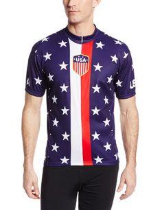 6fa86db33 World Jerseys Mens Team USA 1956 Cycling Jersey Multi Medium     Read more  at