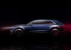 Audi Q8 : le Q7 Coupé et toujours hybride diesel