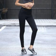 Leggings sportivi a vita alta