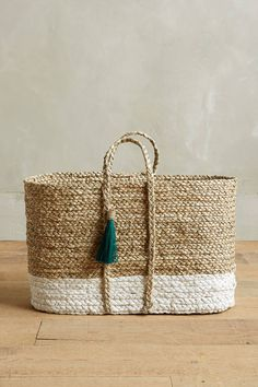 Shop the Balinese Tassel Basket and more Anthropologie at Anthropologie today. Read customer reviews, discover product details and more.