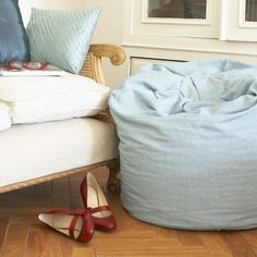 Make Extra Seating With Our Beanbag Sewing Pattern prima.co.uk