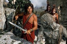 Harry Hamlin in Clash of the Titans (1981)