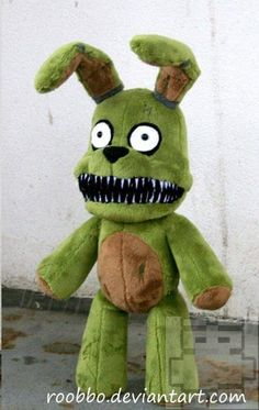 Five Nights At Freddy's plushtrap Plush Freddy Plush, Freddy 's, Five Nights At Freddy's, Fnaf Action Figures, Fnaf Crafts, Oswald The Lucky Rabbit, Anime Fnaf, Plush Dolls, Plushies